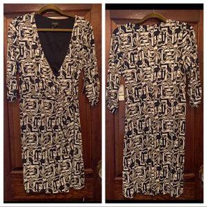{LAUNDRY} Pattern Dress